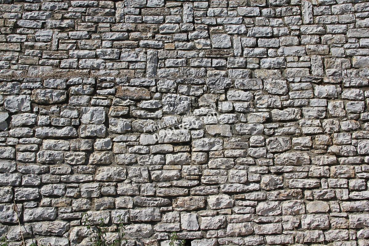 tường rào đá tự nhiên
