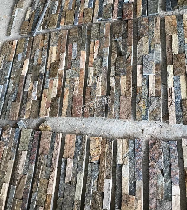 chọn đá ốp tường nhà phố