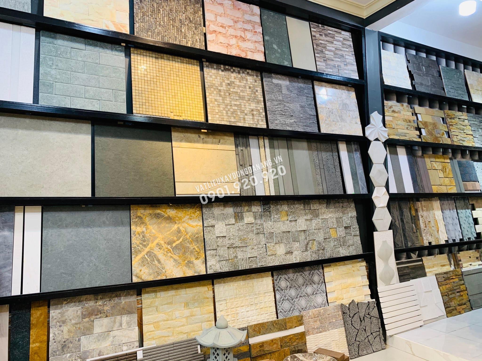 đá ốp tường nội thất